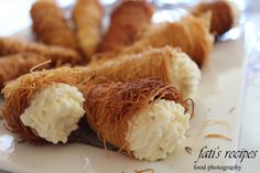 ishta filled cones - click to enlarge