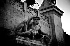 #black and white #historical #monument #sculpture #statue