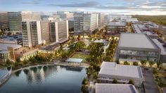CityPlace in Springwoods Village north of Houston to include square feet of retail space - Houston Business Journal Houston Living, Houston Real Estate, Mixed Use Development, Business Journal, Commercial Architecture, Real Estate Development, Retail Space, Once In A Lifetime, Square Feet