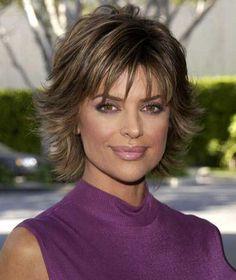 Los Mejores Peinados  19 cortes de pelo Lisa Rinna  Los Mejores Peinados