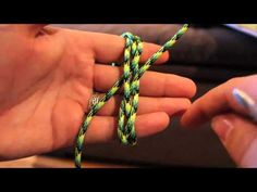▶ Celtic or turks head sailors bracelet tutorial! - YouTube