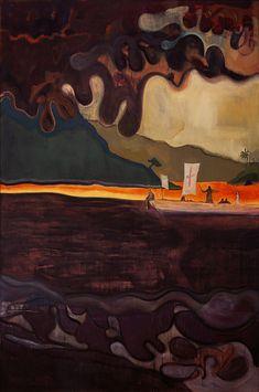 Moruga, 2002-2008 -  Peter Doig (British, b. 1959) Magic Realism