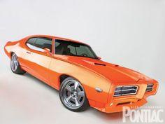 1969 GTO Buildup