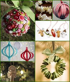 DIY Christmas Ornaments | InspirationBug