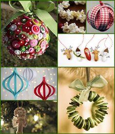 DIY Christmas Ornaments | InspirationBug