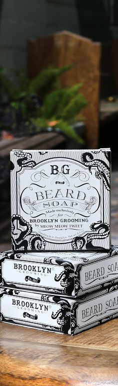 Our beard soap leaves your beard soft and smelling amazing!