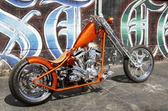 West Coast Choppers bikes