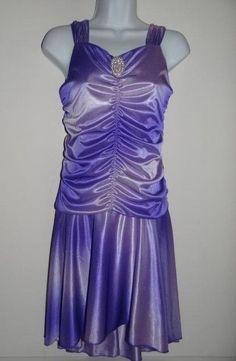 Girl's Amy's Closet Purple Dress Size 14.5,16.5, 18.5, & 20.5 Plus MSRP $60.00 #AmysCloset #Everyday