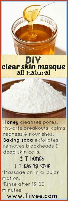 Easy DIY masque for removing blackheads, preventing breakouts and for overall clear healthy skin. Use this once a week to help prevent breakouts and balance out oily, reactive skin. Beauty Care, Beauty Hacks, Beauty Tips, Diy Beauty, Face Beauty, Beauty Products, Skin Products, Homemade Beauty, Paleo Brownies