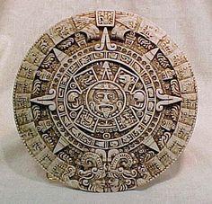 Aztec Wall Calendar Available at Calabar Imports