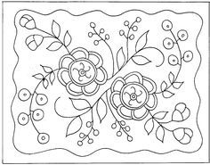 free punch embroidery patterns - Google Search