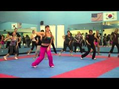 "Zumba Warm-Up ""What's My Name"" Rihanna"