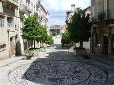 Castelo Branco, Portugal.