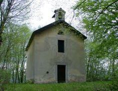 Chiesetta di Sant'Anna Pedecastello Belluno Dolomiti Veneto Italia