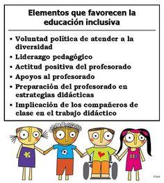 Resultado de imagen para inclusion educativa y diversidad ...