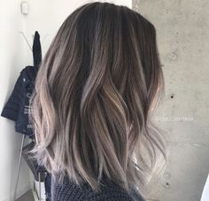 Image result for black to silver ombre