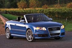 audi a4 cabriolet 3.0 - Google Search