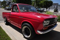 Seller Submission: 240SX-Powered 1969 Datsun 521