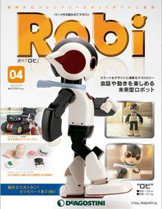 Look NEW Product No.4 issue walking robot Robi @eBay! http://r.ebay.com/SI6uj9 #otaku #geek #anime #robot #robi #http://stores.ebay.com/ANIME-SHINONOMEDOU