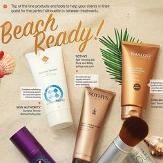 @LNEspamagazine featured the Sunless Tanner in this month's Beach Ready Sunless…