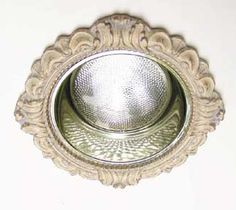 Beaux-Arts  Victorian Style Recessed Light Trim.  Sizes for all major manufacturers of recessed lighting.