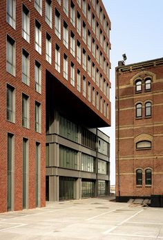 Huys Azie Amsterdam - KCAP Architects