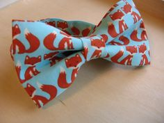 fox bow tie children's blue bow tie animal tie baptism outfit christening wedding fox birthday father son tie ring bear tie boy gift spring by KoppSHOPP on Etsy Animal Birthday, Birthday Boys, Childrens Ties, Animal Bows, Boy Christening Outfit, Blue Bow Tie, Kids Bow Ties, Bow Tie Wedding, Christmas Bows