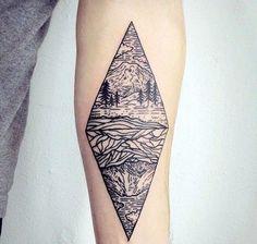 Geometric Tattoos Designs and Ideas (35)