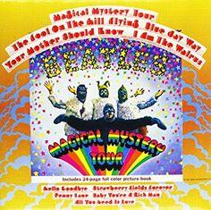 The Beatles - Magical Mystery Tour [Vinyl LP]