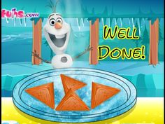 Juegos de Frozen: Olaf Hacer Singada