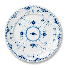 Royal Copenhagen Blue Fluted Full Lace