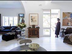 Wendy Whiteley - Lavender Bay Strong Female Characters, Australian Garden, Flooring, Living Room, Interior Design, Studio, House, Inspiration, Furniture