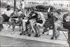Garry Winogrand. Weltausstellung NY 1964/