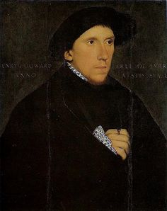 Henry Howard, son of Thomas, Duke of Norfolk, maternal first cousin of Anne Boleyn and Katheryn Howard