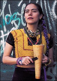 Lila Downs' Cross-Border Musical Influences :: AUGUST 31, MAJESTIC THEATRE, SAN ANTONIO TEXAS :: www.esperanzacenter.org