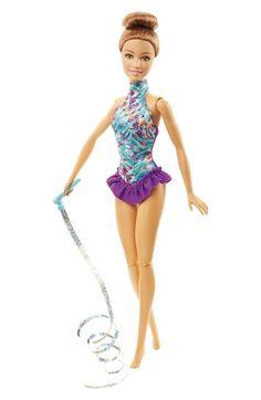 Mattel 'Barbie® - Ribbon Gymnast' Doll