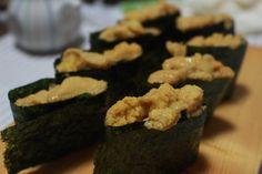 奥尻島で初めて食べたもの② | tmacoのブログ Zucchini, Sushi, Vegetables, Ethnic Recipes, Food, Essen, Vegetable Recipes, Meals, Yemek