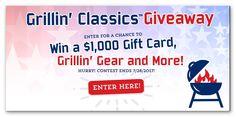 UTZ Grillin' Classics Giveaway (10 winners) – Ends July 28th #sweepstakes https://www.goldengoosegiveaways.com/utz-grillin-classics-giveaway-10-winners-ends-july-28th?utm_content=bufferd3e45&utm_medium=social&utm_source=pinterest.com&utm_campaign=buffer