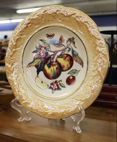 Unique Dishes make lovely gifts, centerpieces, or serving plates! Get yours today at one of our Family Stores!