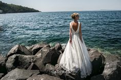 Amalfi Coast bride - by David Bastianoni