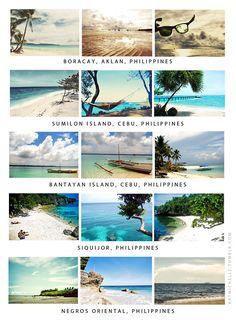 Philippines travel destinations