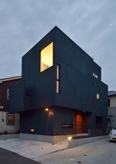 グンジョウイエ・間取り(神奈川県葉山) | 注文住宅なら建築設計事務所 フリーダムアーキテクツデザイン