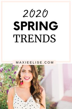 2020 spring trends, how to wear polka dots and make it look fashionable. #springtime #springstyle #springtrend #polkadots