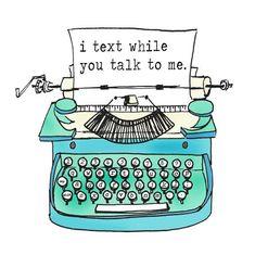 Jerkface Typewriter