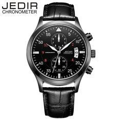 >> Click to Buy << JEDIR Casual Relogio Masculino Men's Watches Quartz Day Watch Brand Military Sports  Relogio masculino Gift Box Free Ship #Affiliate