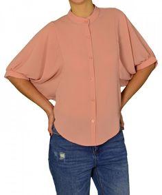 Γυναικείο ασσύμετρο κοντό πουκάμισο Lipsy σομόν 2170503 #γυναικείαπουκάμισα #ρούχα #στυλάτα #fashion #μόδα #γυναίκες #βραδυνά #μεταξωτά Button Downs, Button Down Shirt, Lipsy, Men Casual, Mens Tops, Shirts, Fashion, Moda, Dress Shirt