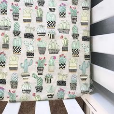 Cactus crib sheet, desert nursery, cactus, baby boy, baby girl Cute Bedroom Ideas, Nursery Ideas, Baby Boy Nurseries, Baby Cribs, Baby Maker, Baby Barbie, Everything Baby, Baby Safety, Boho Baby
