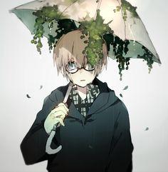 Kekkai Sensen | Blood Blockade Battlefront | William Macbeth // Black | Anime | Fanart | SailorMeowMeow