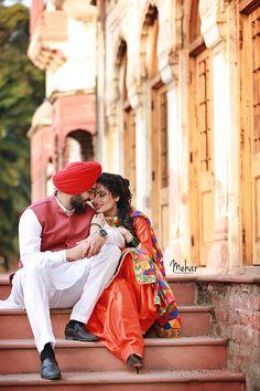 Amitoj and Preet