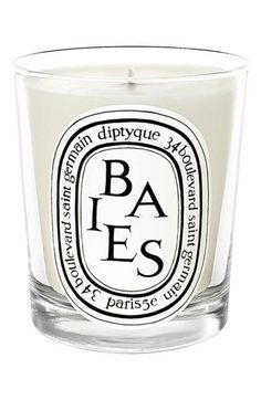 DIPTYQUE Baies/Berries Scented Candle, $34 via @AOL_Lifestyle Read more: https://www.aol.com/article/shop/2018/02/09/these-candles-make-our-homes-feel-like-a-luxurious-spa/23356888/?a_dgi=aolshare_pinterest#fullscreen